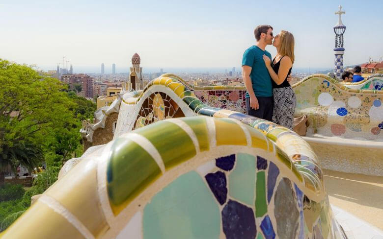 secret proposal photographer in Barcelona