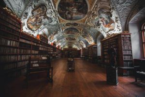 Best things to do in Prague with kids, Klementinum library