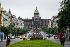 Best things to do in Prague with kids, National Museum, Wenceslas Square