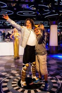best things to do in Prague with kids, Grevin Wax Museum