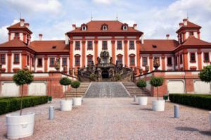 best things to do in Prague with kids, Troja Palace
