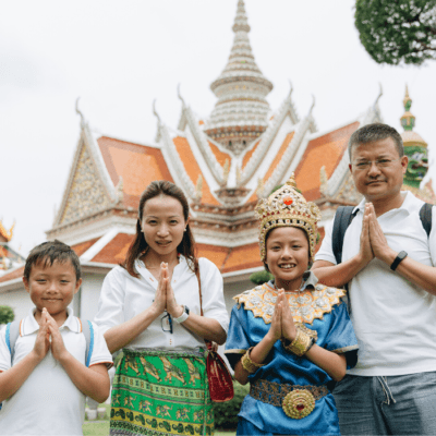 Family Photographer in Bangkok