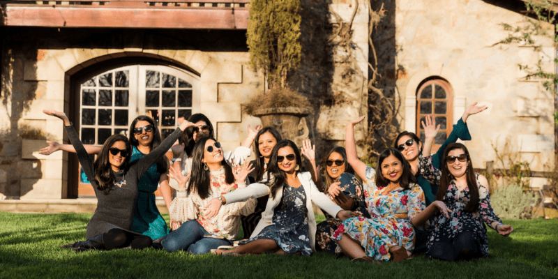 Bachelorette Party Photographer