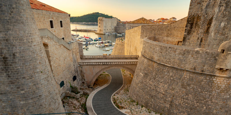 Vacation Photographer in Dubrovnik