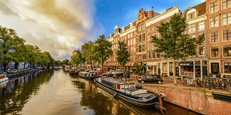 Vacation Photographer in Amsterdam