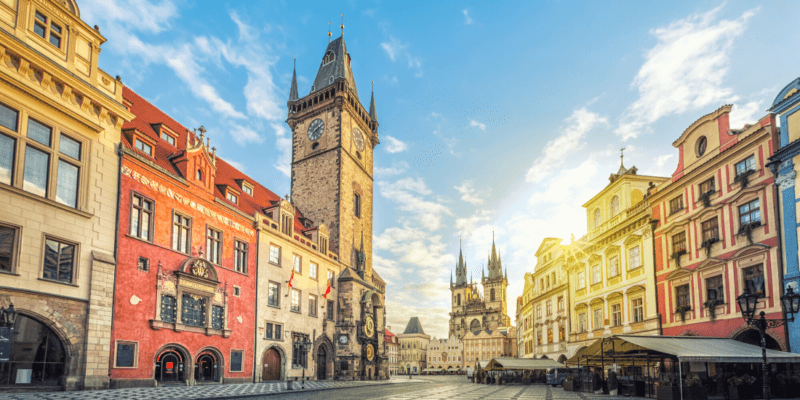 Vacation Photographer in Prague