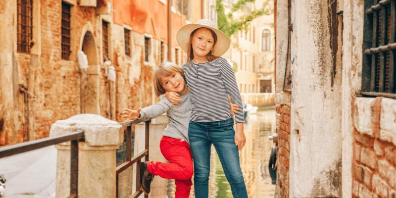 Family Photoshoot in Venice
