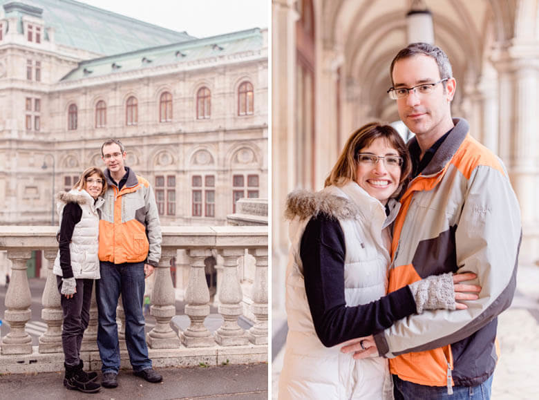 Family photographer in Vienna