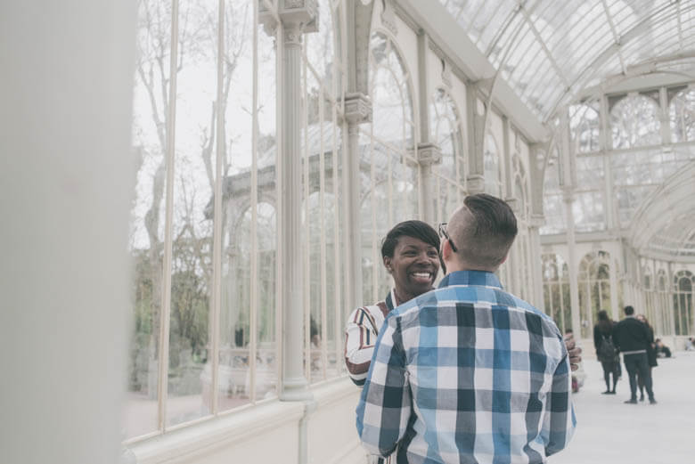 Proposal photographer in Madrid