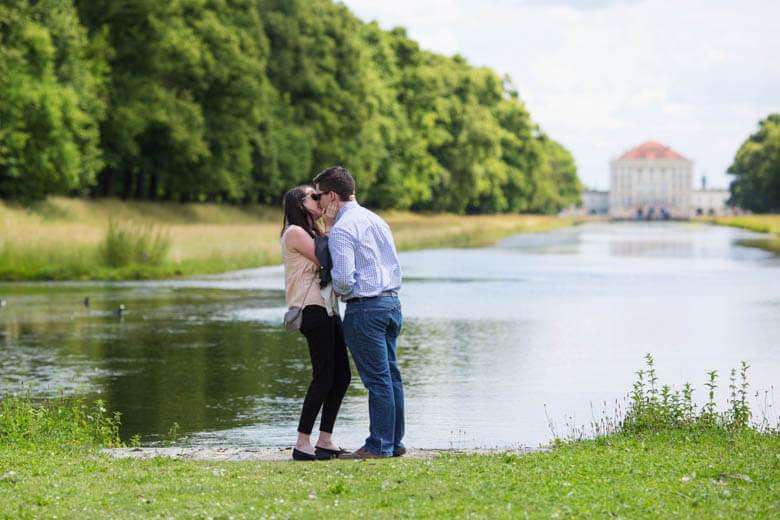 secret proposal in Munich