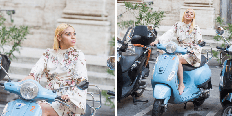 Solo Photoshoot in Rome