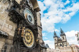 Best things to do in Prague with kids, Astronomical Clock on the Old Town Square