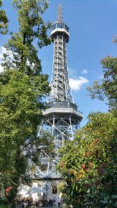 Best things to do in Prague with kids, Petrin lookout tower