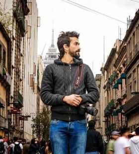 Vacation photographer in Manizales, Colombia