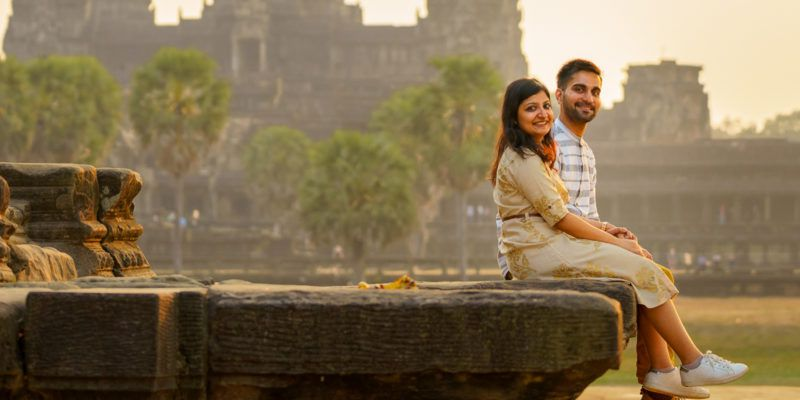 Couples Photographer in Siem Reap, Cambodia