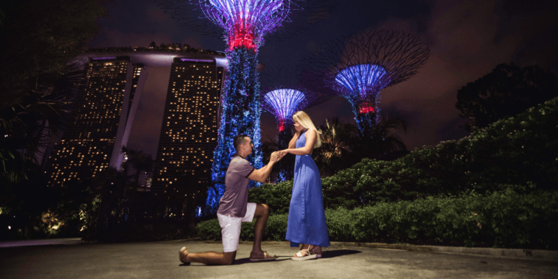 How to Plan A Proposal Photo Shoot