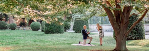 how to plan secret proposal