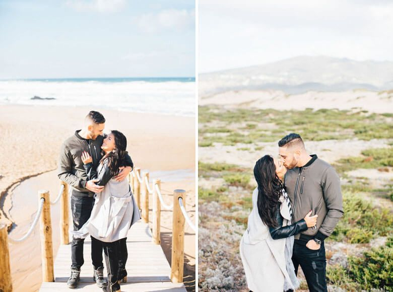secret proposal photographer, Praia do Guincho, Portugal
