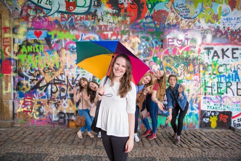 Bachelorette Photographer in Prague
