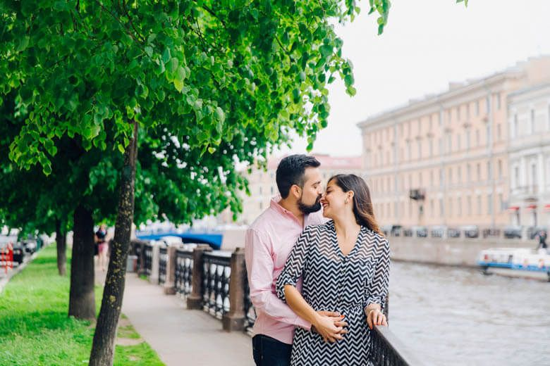 Proposal photographer in St Petersburg