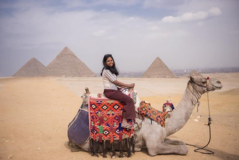 vacation photographer in Cairo, pyramids