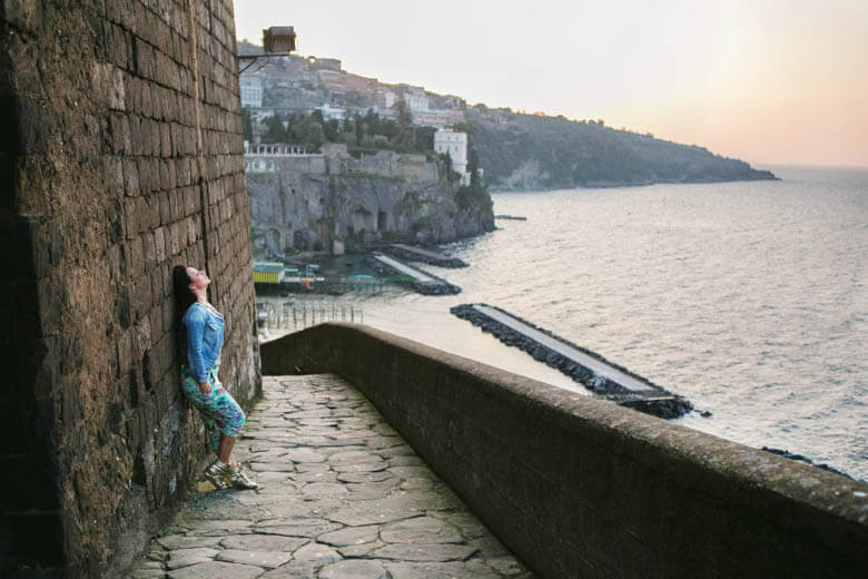 photographer in Sorrento, Amalfi coast