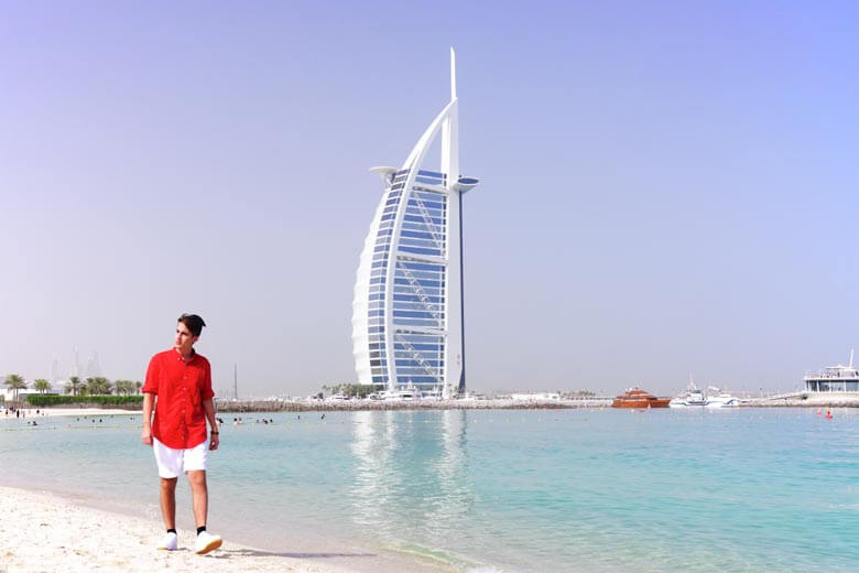 vacation photographer in Dubai