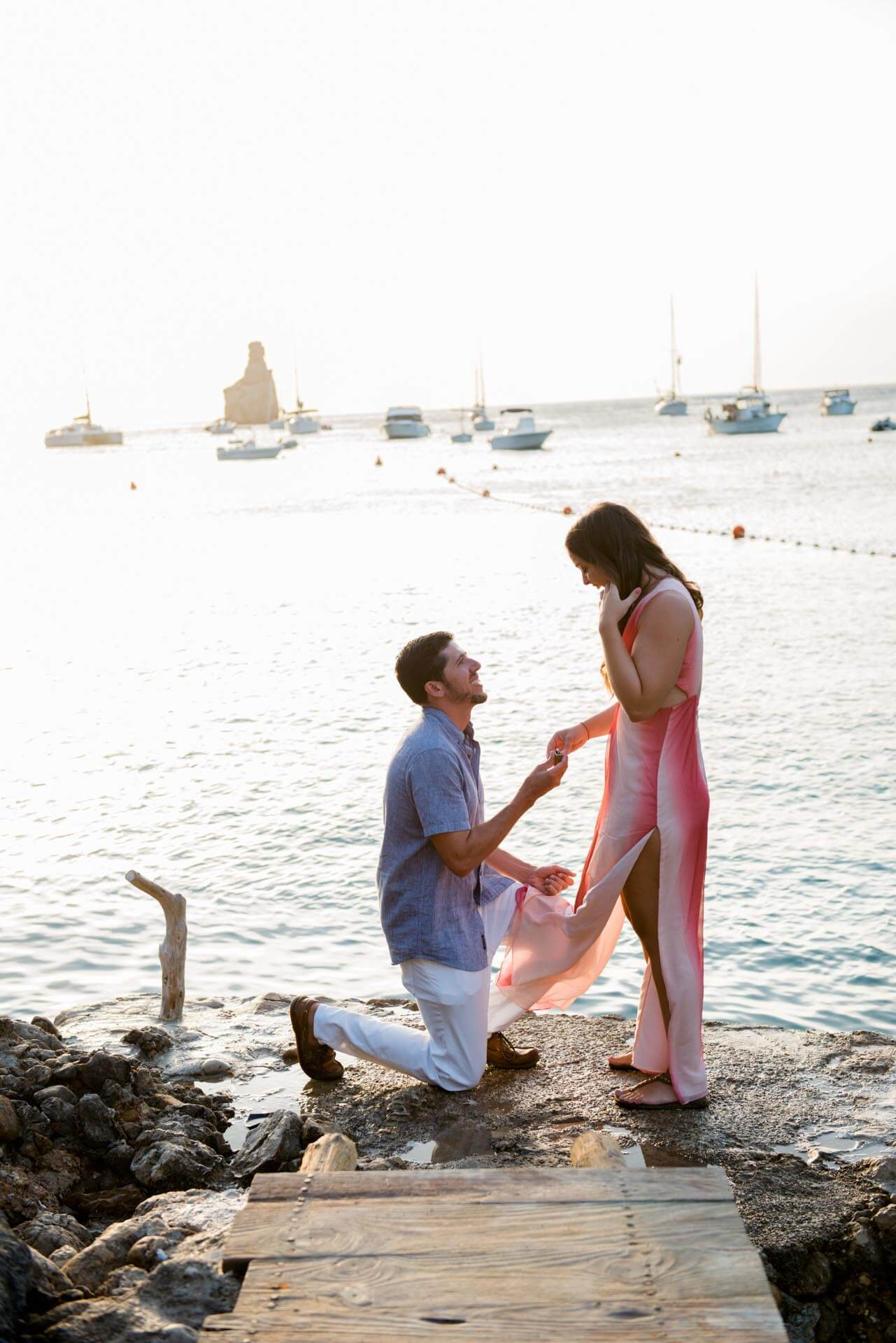 secret proposal photographer in Ibiza