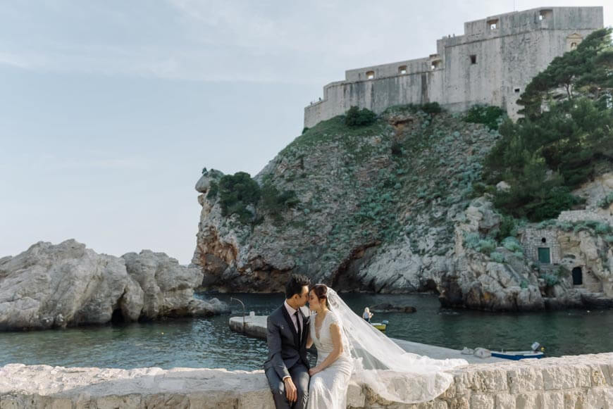Game of Thrones Locations in Dubrovnik, Bokar Fort