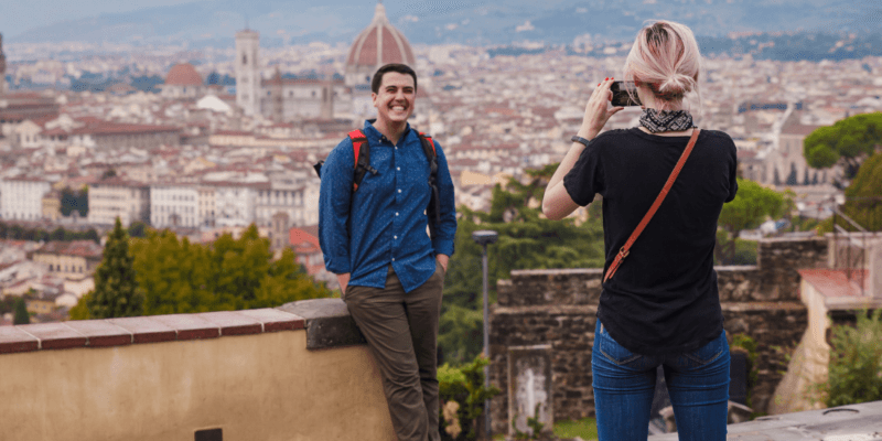 Proposal Photographer in Florence Italy