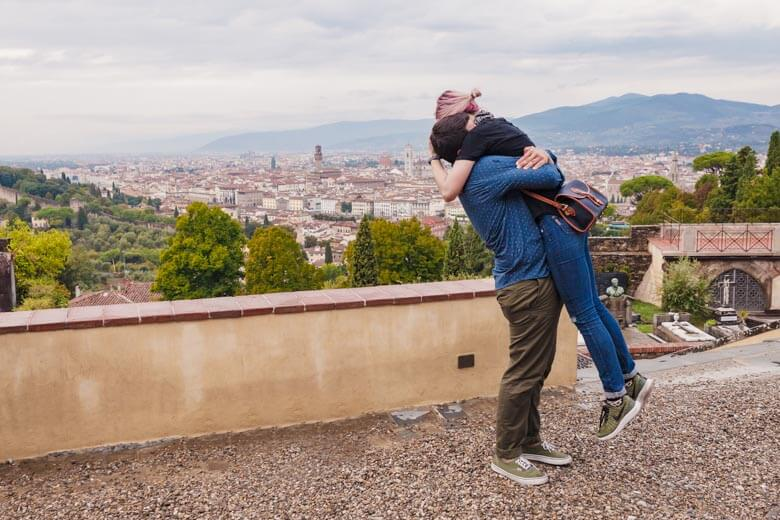 Vacation proposal photographer in Florence