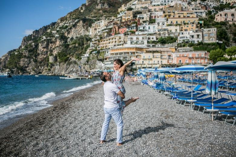 photographer in Positano, Italy