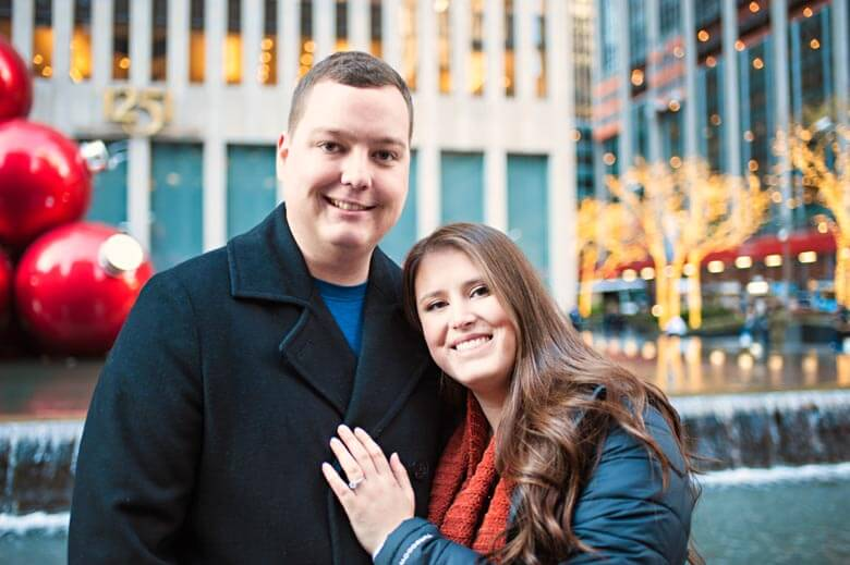 secret proposal photographer in New York City