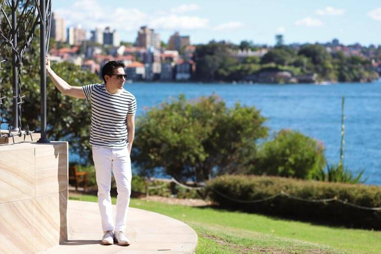 vacation portrait photographer in Sydney, Australia