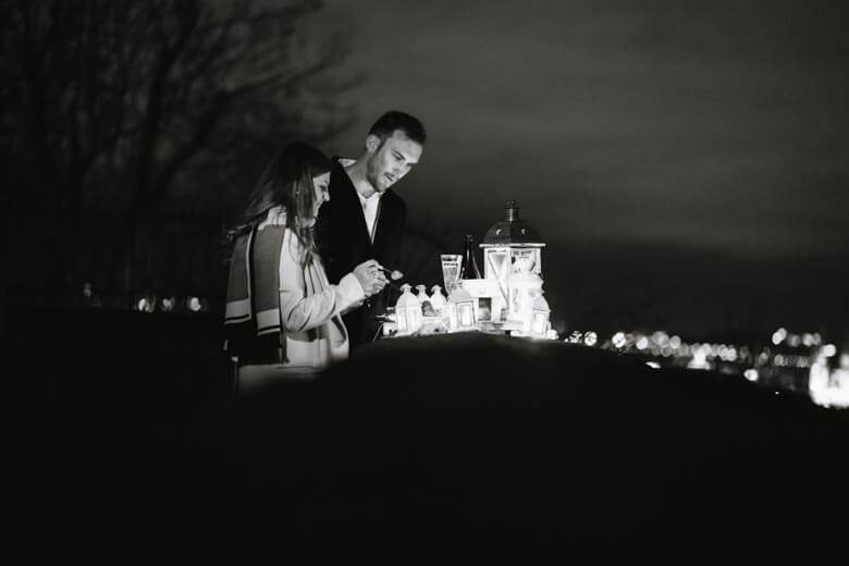 secret proposal photographer in Prague