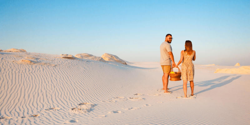 Honeymoon Vacation in Dubai