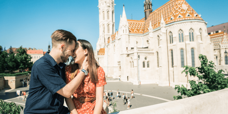 Proposal Photographer in Budapest