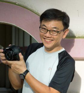 Photographer in Signapore
