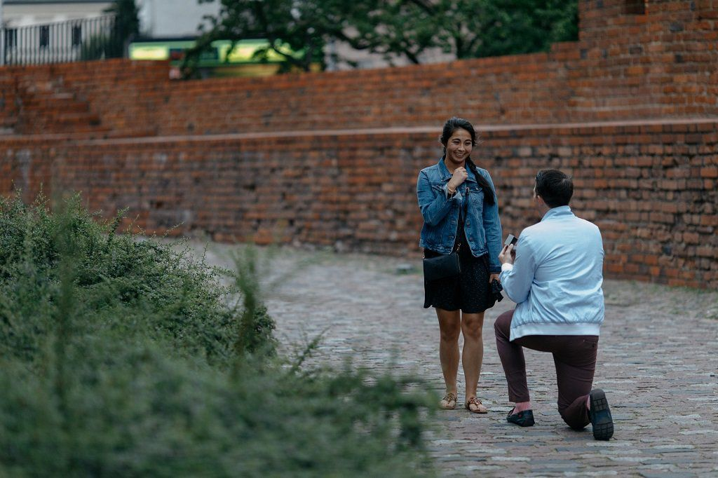 Photographer in Warsaw