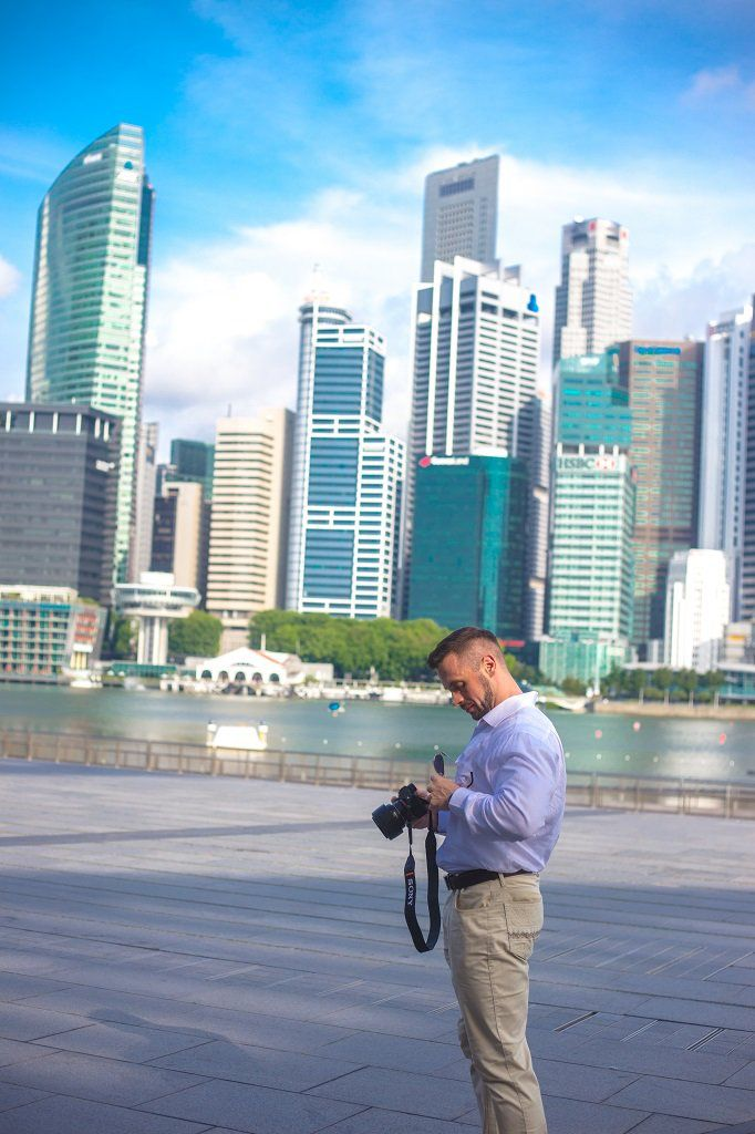 Photographer in Singapore