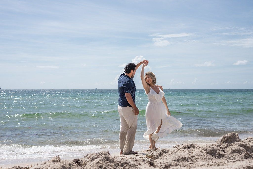 Anniversary Photographer in Florida