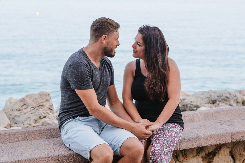 Honeymoon Photo Shoot in Marbella Spain