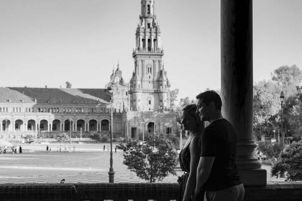 Anniversary Photo Shoot in Seville