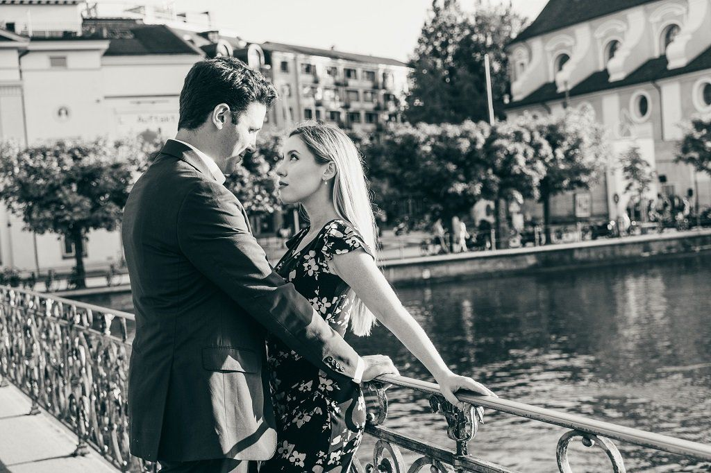 Photographer in Lucerne