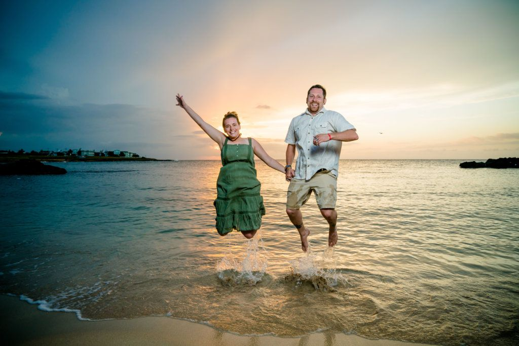 Couple Photoshoot in Barbados