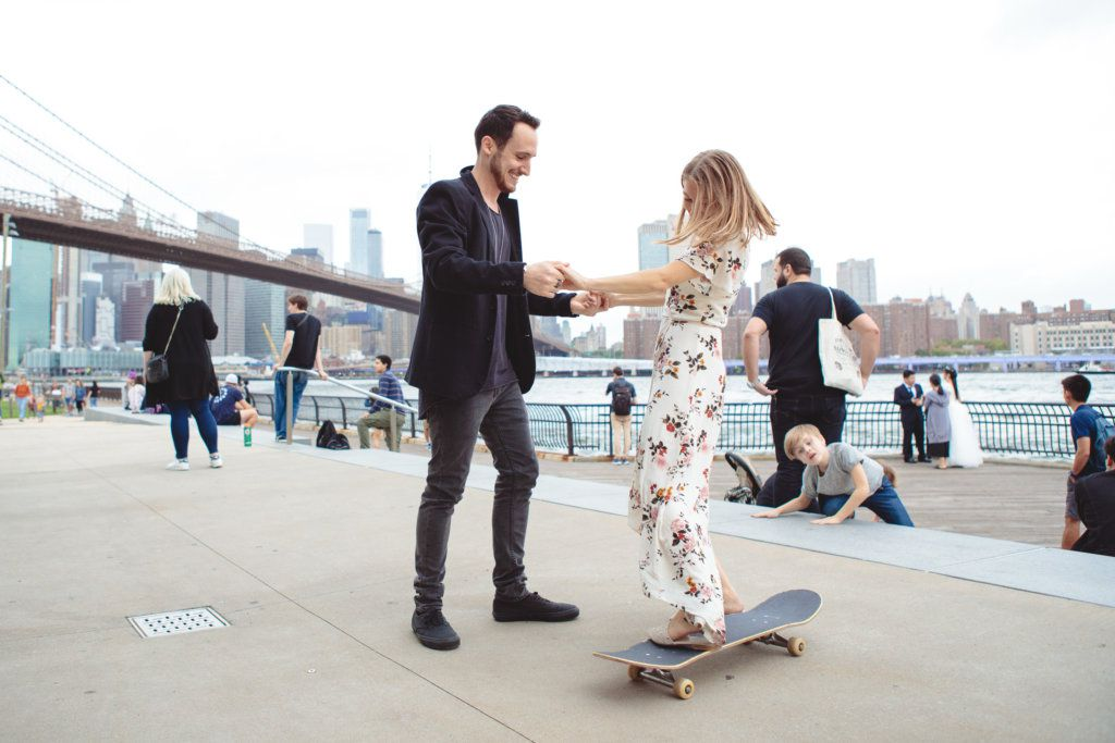 Wedding Day Photoshoot in New York City