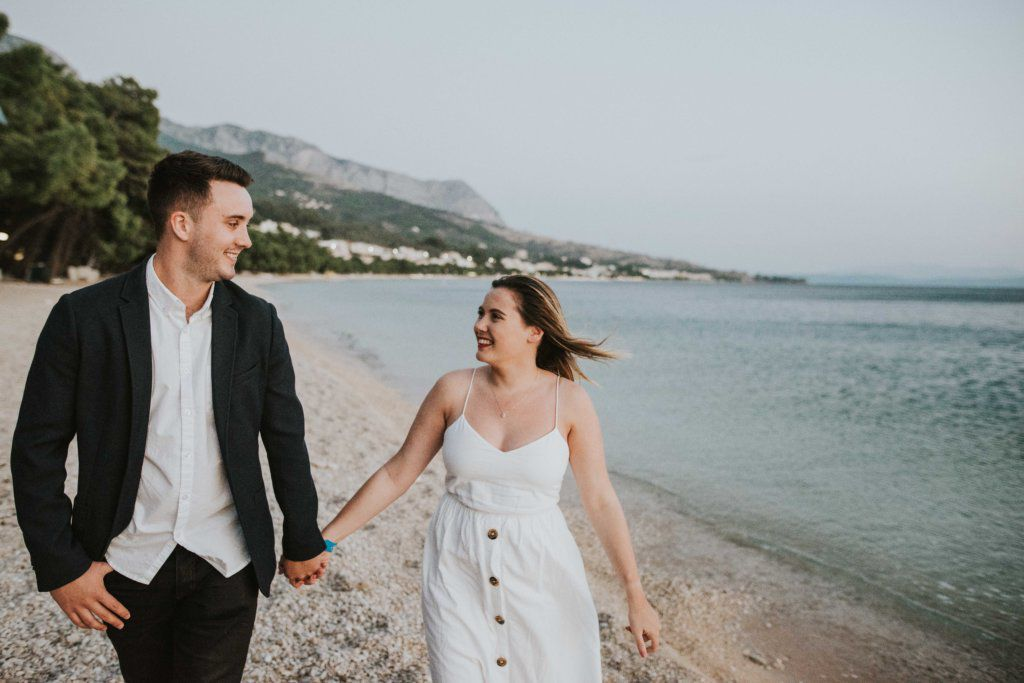 Proposal Photo Shoot in Split