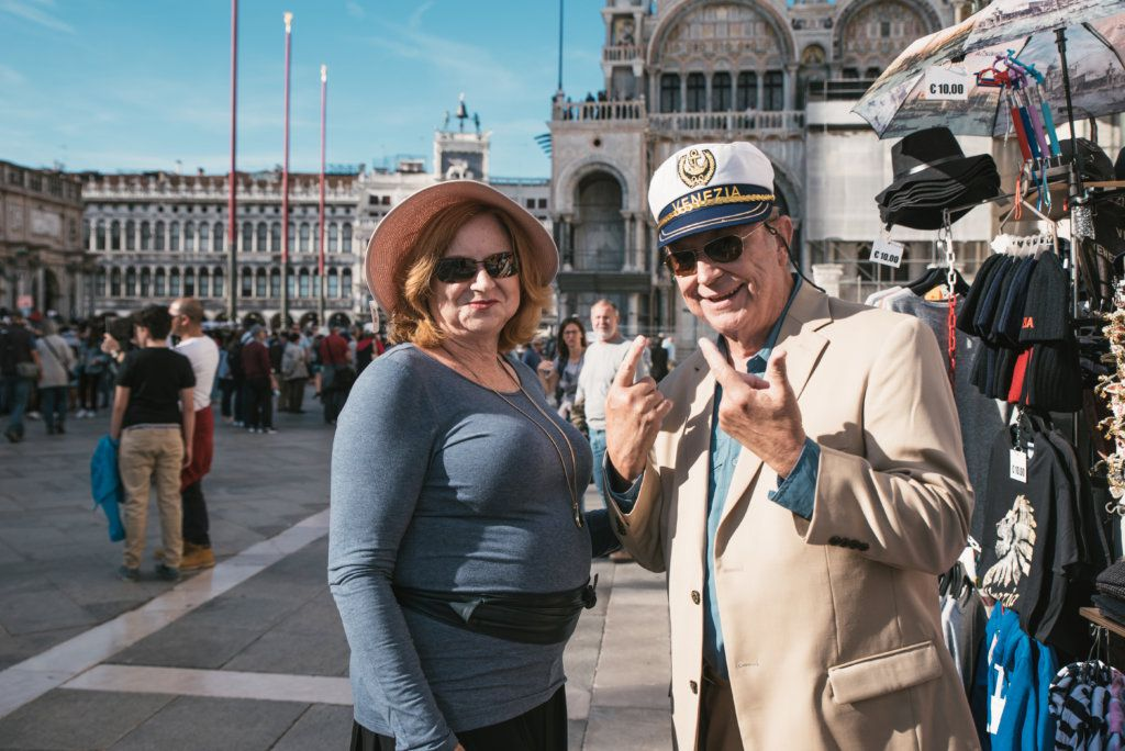 Photographer in Venice