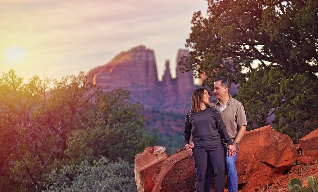 Photographer in Sedona