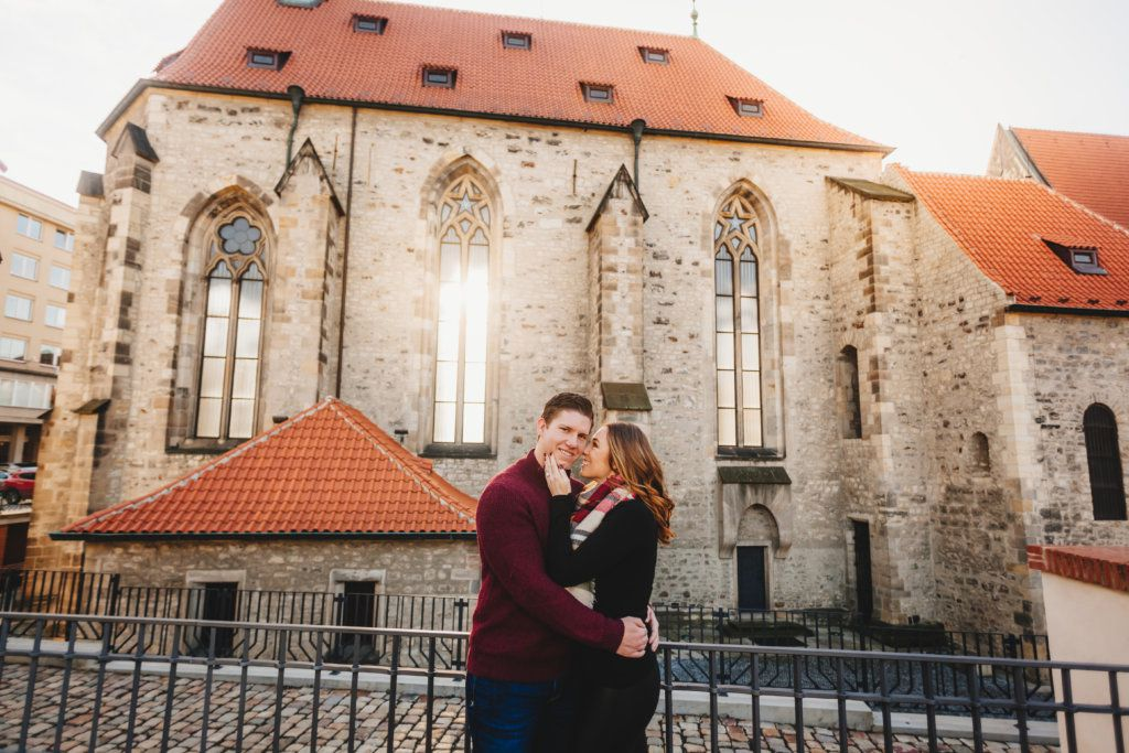 Honeymoon photographer in Prague